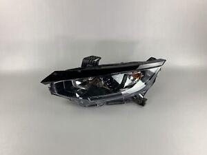 2016 2017 2018 Honda Civic Left LH Driver Halogen LED Headlight Genuine OEM