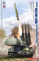 Meng SS-014 Model 1/35 Russian 9K37M1 BUK Air Defense Missile System Model Kit