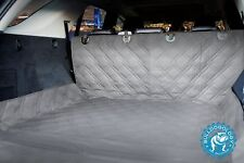 """B 00004000 ulldogology Heavy Duty Dog Cargo Liner Covers for All Vehicles 55""""x82� Grey"""