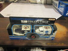 NHL Toronto Maple Leafs Vintage 75TH Anniversary Matchbox Toys Lot of 2 Trucks