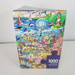 Heye Berman Magic Joy Ocean Fantasy World 1000 Adult Decompression Puzzle