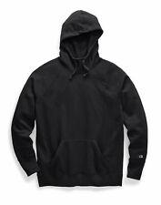 Champion Women's Sweatshirt Hoodie Powerblend Fleece Pullover Scuba Hood Kanga