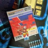 Tetris Japanese Nintendo Gameboy Original Game Boy Cartridge Boxed DMG-TRA