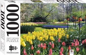 1000 Piece Jigsaw Puzzle - Keukenof Gardens