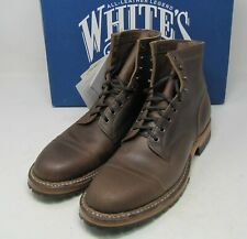 """Whites Boots. MP361-HL, Natural Wax,11.5 C, 6""""."""