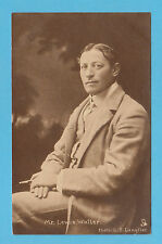 ACTOR  -  RAPHAEL  TUCK  POSTCARD  -  ACTOR  -  MR.  LEWIS  WALLER  -  1904
