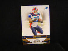 Fred Jackson 2008 Absolute Memorabilia rookie card