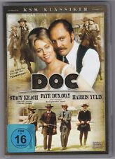 DOC-  US Kult Western um Doc Holliday (1971) mit Stacy Keach (DVD)   NEUWERTIG !