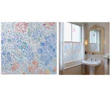 Bunte Fensterfolie Nizza Adhesive Klebefilm Bleiglas Look 0,45 x 2 m bunt
