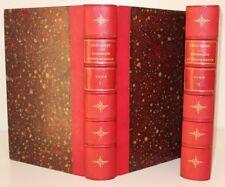 """Baron de HUBNER """"Promenade autour du Monde 1871"""" Edition originale 2 vol. relié"""