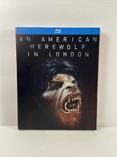 An American Werewolf in London (Blu-ray, 1981) With Slipcover