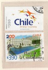 Chile Valores del año 2006-7 (DE-642)