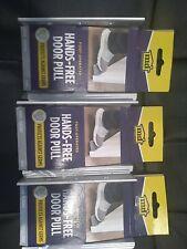 Foot Operated Hands Free Door Pull - Lot Of 3