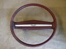 1974 Chevy Chevrolet Impala Spirit Of America Red Steering Wheel 9754887