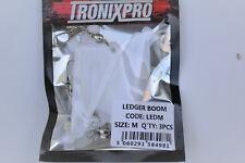 Tronixpro Ledger Boom Size medium 3 per pack Terminal Tackle Sea Rig Making