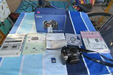 Canon PowerShot S3 IS Digital Camera 12x zoom w/ Flip Screen, Great condition!