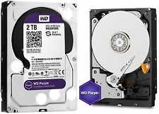Western Digital WD 2TB PURPLE Surveillance Hard Drive WD20PURX