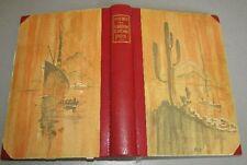 Reisebuch aux navires, rails, pneus... d'Arnold Nolden 1930 Mexique USA
