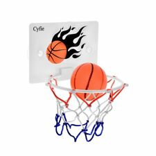Basketball Mini Hoop for Over The Door Mounted Indoor Hoops Kids Games Office