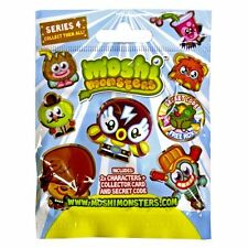 Moshi Monsters Moshlings Series 4 Foil / Blind Bag (2 moshlings)