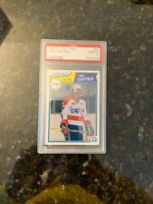 1983 O-PEE-CHEE Hockey #369 MIKE GARTNER.......PSA 10 GEM MINT!