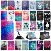"""Universal Stand Flip Folio Leather Case Cover For Samsung Galaxy 7"""" Inch Tablet"""