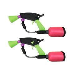 Splatoon2 Splat Dualies Toy Water Gun Neon Pink SUNART Japan