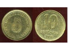 ARGENTINE 10 centavos  2006   ( bis )