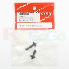 CASTER RACING ZX-0057 FRONT & REAR BRAKE CAM (ZX-1 BUGGY PARTS)