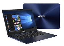 "ASUS Zenbook UX430 14"" (256, Intel Core i5 7th Gen., 2.50GHz, 8GB) Laptop - Royal Blue"
