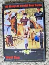 101 Things to do with Your Horse Level 1 Dvd Quantum Savvy Natural Horsemanship
