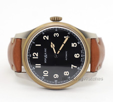 Montblanc 1858 Automatic Minerva Tribute 116241 Mens Watch