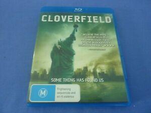 Cloverfield Blu-Ray Lizzy Caplin Jessica Lucas Free Postage