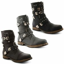 Zip Block Synthetic Leather Shoes for Women