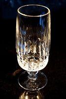 Beautiful Heavy Cut Crystal Water Glass