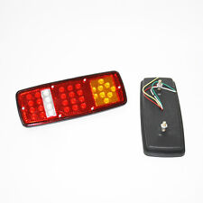 Led Rear Tail Lights Lamps Lorry Truck Trailer Caravan Bus Motorhome 12V 24V