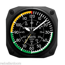 "New TRINTEC AIR SPEED Alarm Clock Aviator Portable for Travel 3.5"" DM21"
