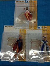 Ah! My Goddess Action Figure set of 3 - Hobby Base - Belldandy, Urd, Skuld