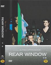 Rear Window / Alfred Hitchcock, James Stewart, Grace Kelly, 1954 / NEW