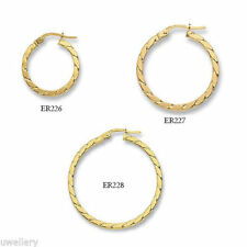 Unbranded Hook Yellow Gold Fine Earrings