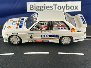 1/32 Auction 26 of 42 NOS FLY BMW M3 E30 Ref A1701 Slot Car