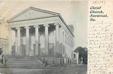 Christ Church, Savannah, Georgia  1907