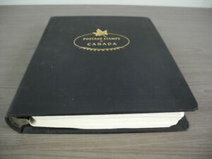CANADA, Excellent MINT(many NH) Stamp Collection mounted in a White Ace album