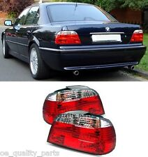 BMW 7 SERIES E38 TAIL REAR LEFT + RIGHT LIGHTS 2 X LIGHT LAMP LAMPS SET TUNING