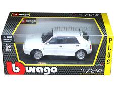 BBURAGO 18-21072 LANCIA DELTA HF INTEGRALE EVO 2 1/24 DIECAST WHITE