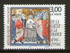 TIMBRE 3024 NEUF XX LUXE - BAPTEME DE CLOVIS