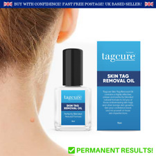 Skin Tag Removal Wart Remover Oil 15ml Fast Effective Safe Cryo Band Mole UK