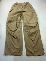MENS TED BAKER SAND LIGHT BROWN CASUAL SUMMER CARGO PANTS TROUSERS SIZE W36