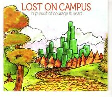 (HI629) Lost On Campus, In Pursuit Of Courage & Heart - 2010 sealed CD