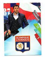 Panini Foot Adrenalyn 2014/2015 - Hubert FOURNIER - Olympique Lyonnais (A1331)